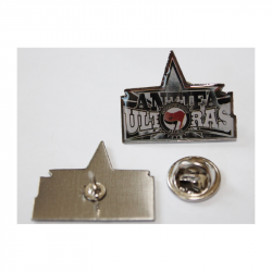 Antifa Ultras  - Metal-Pin