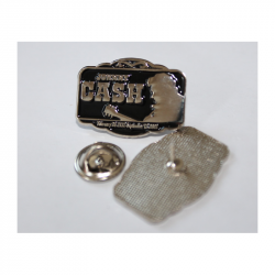 JOHNNY CASH GUITAR  - Metal-Pin