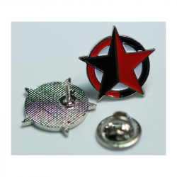 STAR CIRCLE   - Metal-Pin