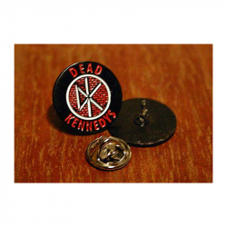 DEAD KENNEDYS SMALL   - Metal-Pin