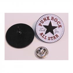 PUNKROCK ALLSTAR - Metal-Pin