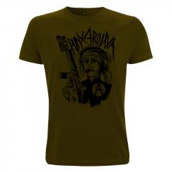 Punx 4 Rojava – Soli-FairTrade-T-Shirt, N03