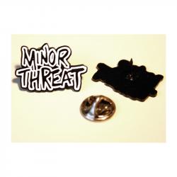 MINOR THREAT - Metal-Pin