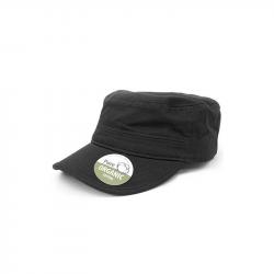 Organic Cotton Army Cap washed - verschiedene Farben, BW7019