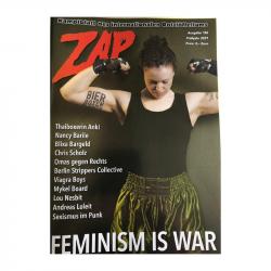ZAP Hardcore Magazin - Ausgabe 156 - Frühjahr 2021