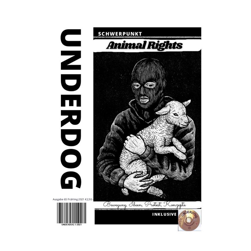 UNDERDOG 65 -  Frühling 2021+ CD