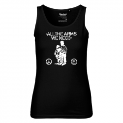 All the Arms we need - Bio-FairTrade-Ladies-Tank-Top-Shirt, NE81300