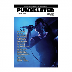 Punxelated - Number Three/May 2021 - Photozine by Marc Gärtner