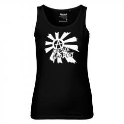 Create Anarchy - Bio-FairTrade-Ladies-Tank-Top-Shirt, NE81300