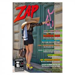 ZAP Hardcore Magazin - Ausgabe 157 - Sommer 2021