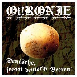 Oi!RONIE - Deutsche, Fresst Deutsche Beeren, LP