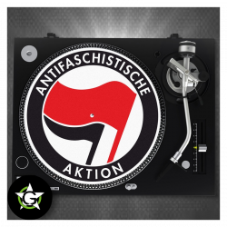 Antifaschistische Aktion - SLIPMAT