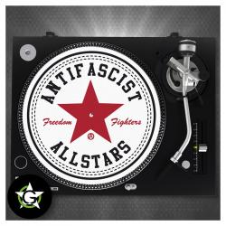 ANTIFASCIST ALLSTARS - SLIPMAT