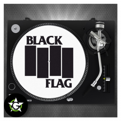 Black Flag - SLIPMAT