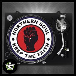 Northern Soul - SLIPMAT