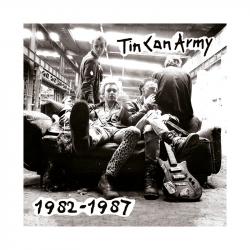 TIN CAN ARMY - 1982-1987, LP