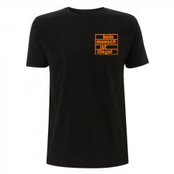Kein Mensch ist illegal – FairTrade-T-Shirt, N03