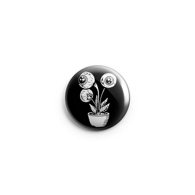 Eyeflower – Button