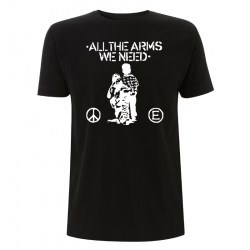 All the Arms we need – FairTrade-T-Shirt, N03