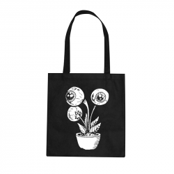 Eyeflower – Stoffbeutel