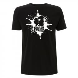 Smash Fascism Splash – FairTrade-T-Shirt, N03