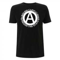 Abolish Capitalism – FairTrade-T-Shirt, N03