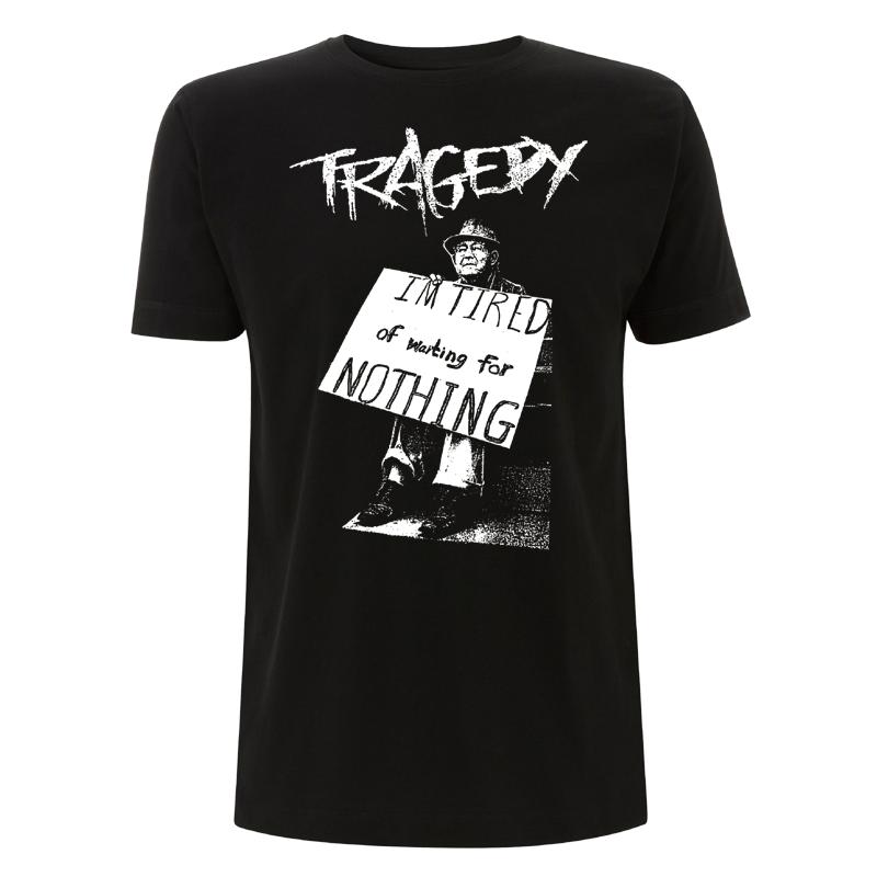 Tragedy Tired – FairTrade-T-Shirt, N03