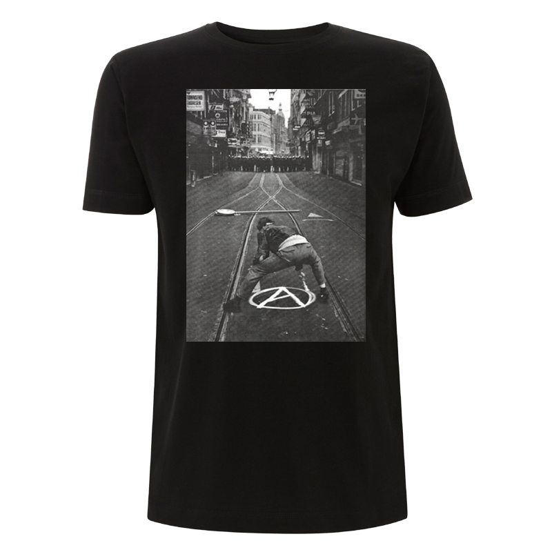 Anarchy on Street – FairTrade-T-Shirt, N03
