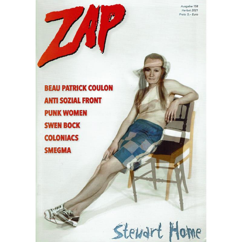 ZAP Hardcore Magazin - Ausgabe 158 - Herbst 2021