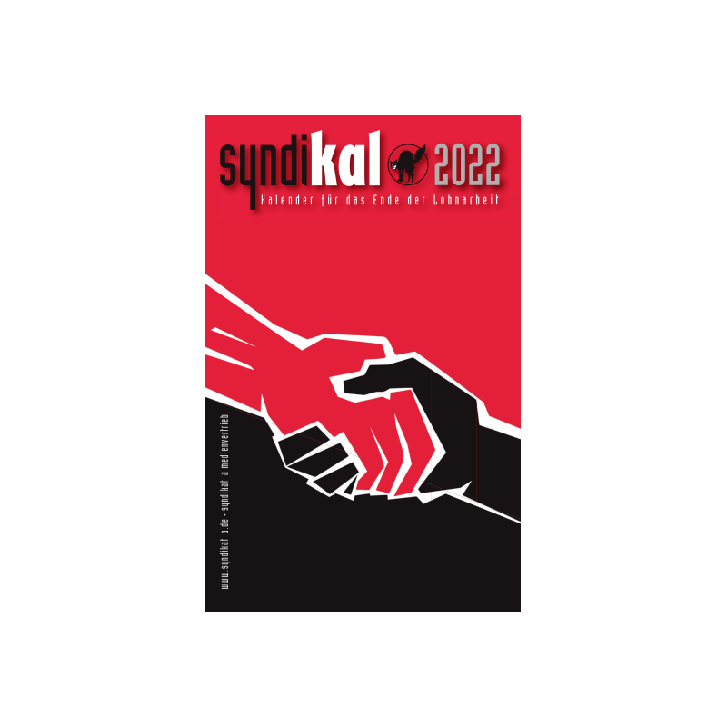 Syndikal Taschenkalender 2022