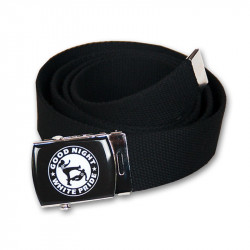 Gürtel - Good Night White Pride - Belt