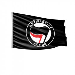 Anti-Fascist Action - Fahne-