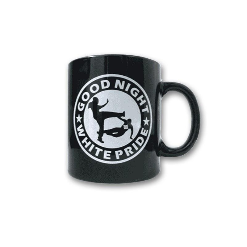 Good Night White Pride - Kaffeebecher