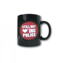STILL NOT LOVING POLICE - Kaffeebecher