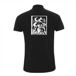 Drooker-Riot Horse – Polo-Shirt  N34