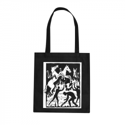 Drooker-Riot Horse – Stoffbeutel