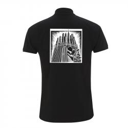 Drooker-Golden Gate City – Polo-Shirt  N34