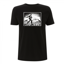 Drooker-The Grim Sower – T-Shirt N03