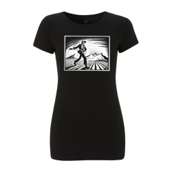 Drooker-The Grim Sower – Women's  T-Shirt EP04