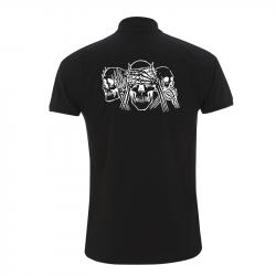 Skulls – Polo-Shirt  N34